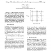 Sizing of Clock Distribution Networks for High Performance CPU Chips