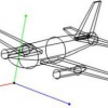 Sketching in the air: A vision-based system for 3D object design