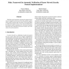Slede: Framework for automatic verification of sensor network security protocol implementations