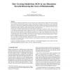 Slow Growing Subdivision (SGS) in Any Dimension: Towards Removing the Curse of Dimensionality