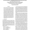 SmartWeb Handheld - Multimodal Interaction with Ontological Knowledge Bases and Semantic Web Services