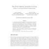 Smooth and Algebraic Invariants of a Group Action: Local and Global Constructions
