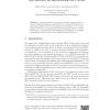SMTInterpol: An Interpolating SMT Solver