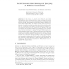Social Semantic Rule Sharing and Querying in Wellness Communities