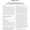 Social Tag Relevance Estimation via Ranking-Oriented Neighbour Voting