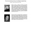Software Design and Architecture The once and future focus of software engineering