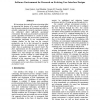 Software Environment for Research on Evolving User Interface Designs
