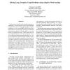 Solving Large, Irregular Graph Problems Using Adaptive Work-Stealing
