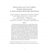 Solving power and trust conflicts through argumentation in agent-mediated knowledge distribution