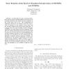 Some remarks about spectral transform interpretation of MTBDDs and EVBDDs