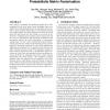 SoRec: social recommendation using probabilistic matrix factorization