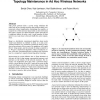 Span: An Energy-Efficient Coordination Algorithm for Topology Maintenance in Ad Hoc Wireless Networks