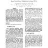 Sparse Matrix-Vector Multiplication Design on FPGAs