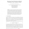Sparseness Versus Estimating Conditional Probabilities: Some Asymptotic Results