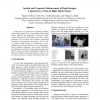 Spatial and Temporal Enhancement of Depth Images Captured by a Time-Of-Flight Depth Sensor