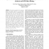Spatial and Temporal Target Association through Semantic Analysis and GPS Data Mining