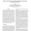 Spatial Correlation Extraction via Random Field Simulation and Production Chip Performance Regression