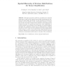 Spatial Hierarchy of Textons Distributions for Scene Classification