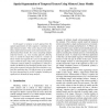 Spatial Segmentation of Temporal Texture Using Mixture Linear Models
