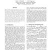 Spatiograms versus Histograms for Region-Based Tracking