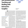 Special Education and Rehabilitation: Teaching and Healing with Interactive Graphics
