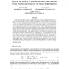 Spectra and Stability of Spatially Periodic Pulse Patterns: Evans Function Factorization via Riccati Transformation