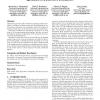 Speculative document evaluation