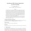Speeding Up IDM without Degradation of Retrieval Quality
