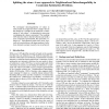 Splitting the atom: A new approach to Neighbourhood Interchangeability in Constraint Satisfaction Problems