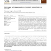 Stability and performance analysis of randomly deployed wireless networks