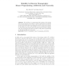Stability in Discrete Tomography: Linear Programming, Additivity and Convexity
