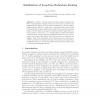 Stabilization of Loop-Free Redundant Routing