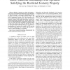 Stable manifold embeddings with operators satisfying the Restricted Isometry Property