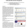 Staging transformations for multimodal web interaction management