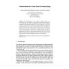 Standardization of Game Based Learning Design