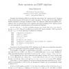 State operators on GMV algebras