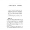 Static analysis of cloud elasticity