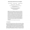 Static Program Analysis for Java Card Applets
