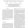 Static scheduling of dependent parallel tasks on heterogeneous clusters