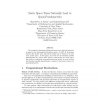 Static space-times naturally lead to quasi-pseudometrics