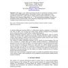 Statistical Analysis of Linear Random Differential Equation