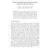 Statistical Model Checking of Distributed Adaptive Real-Time Software