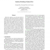 Statistical Modeling of Optical Flow