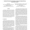 Statistical non-parametric algorithms to estimate the optimal software rejuvenation schedule