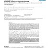 Statistical significance of quantitative PCR