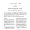Stereo Matching with Nonlinear Diffusion