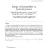 Stieltjes moment problem via fractional moments