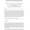Stochastic analysis of file-swarming systems