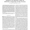 Stochastic delay guarantees and statistical call admission control for IEEE 802.11 single-hop ad hoc networks