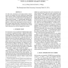 Stochastic modeling of volume images with a 3-d hidden markov model